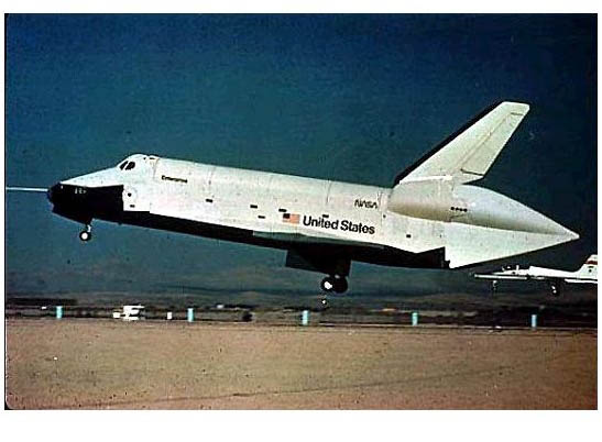 first space shuttle prototype - photo #2
