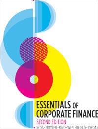 fundamentals of corporate finance by ross 8th ed 2015-6-9 - fundamentals of corporate finance ross 10th  ross westerþ bradford d jordan 8th ed fundamentals  essentials of corporate finance 8th.