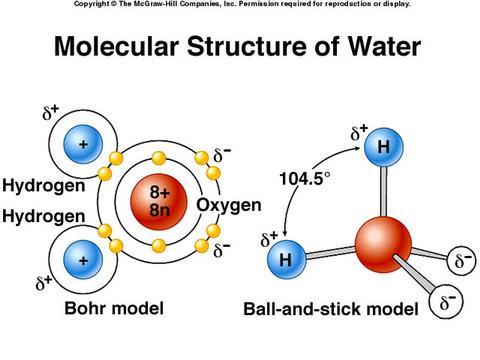 water polarity