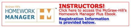 Mcgraw hill homework manager website