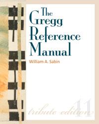 The gregg reference manual information center gregg spiritdancerdesigns Choice Image