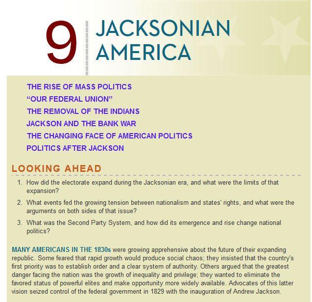 1990 dbq jacksonian democracy essays