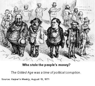 farmers and industrial workers response to the gilded age The dark side of the gilded age jack beatty, the author of age of betrayal, talks about the poverty, inequality, and corrupt politics that marred america's past and set us on a course toward today.