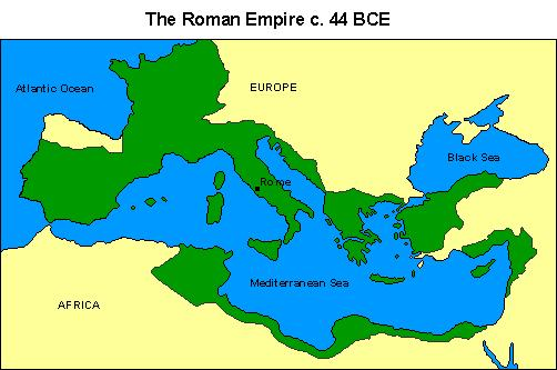WHMapJPG - Egypt and rome map