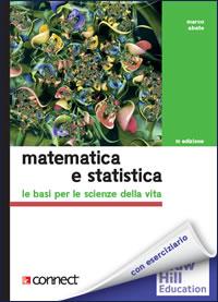 Matematica e statistica 3/ed